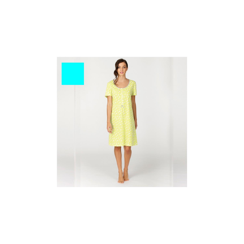 chemise de nuit butterfly egatex 161424 caroline. Black Bedroom Furniture Sets. Home Design Ideas