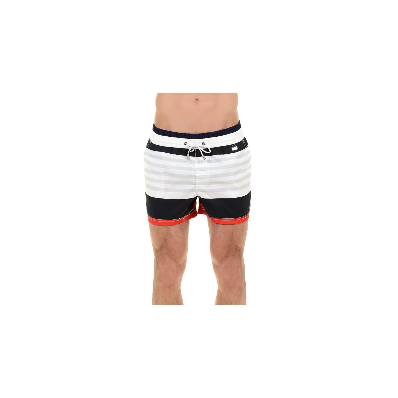 maillot de bain short de plage court david 6951d5 lingerie caroline. Black Bedroom Furniture Sets. Home Design Ideas