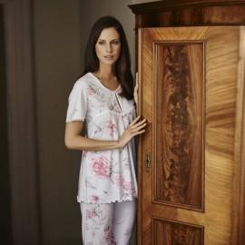 Pyjama Manches Courtes avec Pantalon, Ringella 6181208