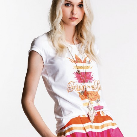 T-Shirt Manches Courtes, Twin-Set MS6WDD