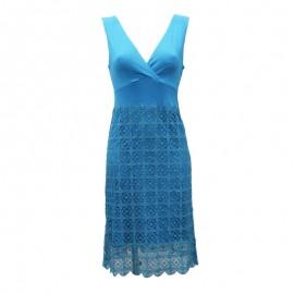 Sleeveless Short Dress, Twin-Set MS6TCC