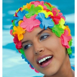 Bonnet de Bain Fleur, Fashy 3191
