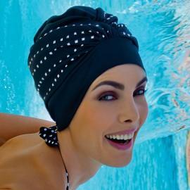 Bonnet de bain fashy 3472 lingerie caroline for Bureaux adolescente noir et strass
