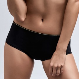 Shorty Brésilien, Dame de Paris Black & Gold, Marlies Dekkers 18553