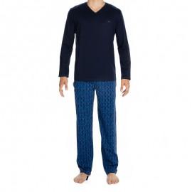 Pyjama Manches Longues et Pantalon, Dandy, Hom 400315
