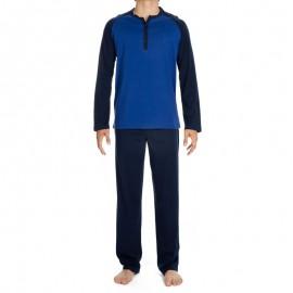 Pyjama Manches Longues et Pantalon, Charming, Hom 400311