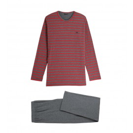 Pyjama Manches Longues et Pantalon, Charismatic, Hom 400314