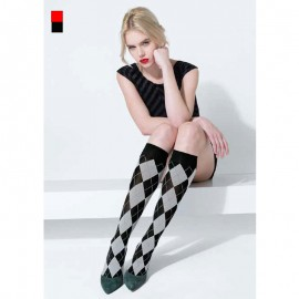 Knee high socks Fantaisie 20/60D, Menfi, Trasparenze MENFI-GO