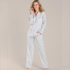 Pyjama Manches Longues & Pantalon, Lace Flowers, Taubert 162876-633