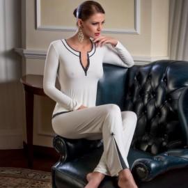 Pyjama Manches Longues, Nerium & Jacaranda, Cotton Club 9UA+3UM