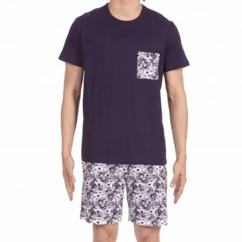Pyjama Short, Tropicano, Hom 400481