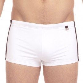 Swim Short, Shorty de Plage Beach, Santa Cruz, Hom 400519