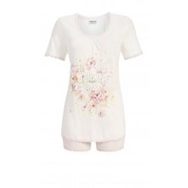 Pyjama Manches Courtes avec Short, Ringella 7261329