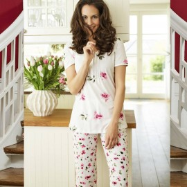Pyjama Manches Courtes avec Pantacourt, Ringella 7211249