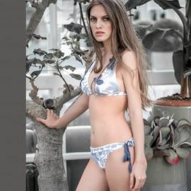 Maillot de Bain 2 Pièces Bikini Bandeau, Marybloom 795
