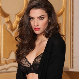 Wired Full Cup Bra, Lace, Dentelle Design, Lise Charmel ACC6089
