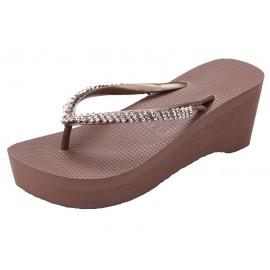 High heel sandals, Classic Taupe, High Heel, Uzurii H_HEEL_CLASSI
