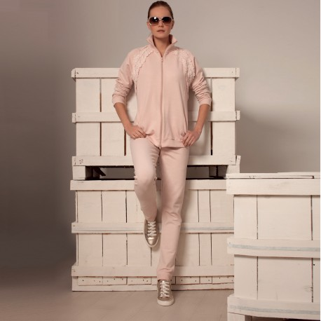 Trousers, Seta, Luna di Giorno Home I71SETA504-70