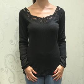 Short Sleeves Sweater, Silvana Mangano, Ermanno Scervino D314M445531