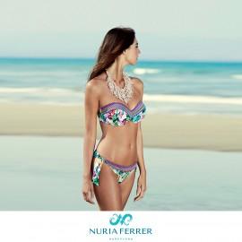 Swimsuit 2 Pièces, Brief + Bandeau Coque Bra, Gisela, Nuria Ferrer 8024