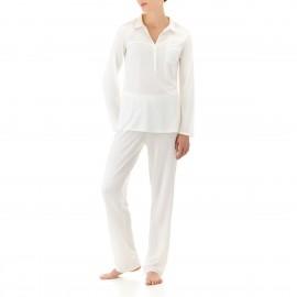 Pyjama, Satin de Soie, Laurence Tavernier