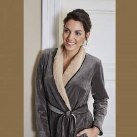 Robe De Chambre Croisée, Ringella 7578711/902