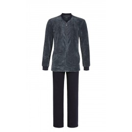 Pyjama Chiné Veste Zipée, Ringella 7541206/286