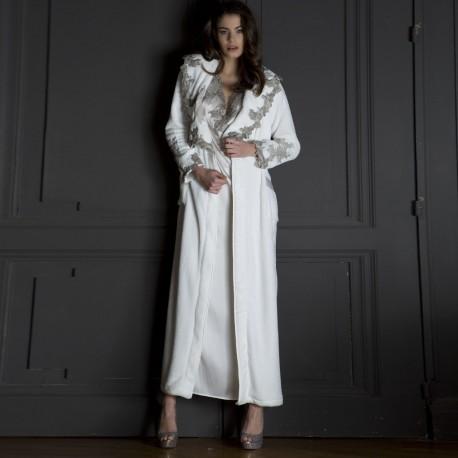 Robe de Chambre, Délicat, Marjolaine 9DEL2201-7495