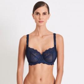 Soutien-Gorge Corbeille Confort Bonnet DàG, Aubade à l'Amour, Aubade DA14-2/BLUE