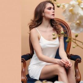 Nightdress 100% Silk, Artimaglia 49701