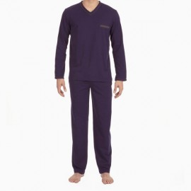 Pyjama Long, Yoga, Hom 400483