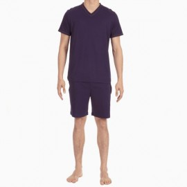 Pyjama Court, Yoga, Hom 400482