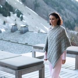Veste-Poncho Homewear, Essentiel, Le Chat ESSENTIEL397