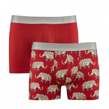 Pack Duo Boxer Tribu, Aubade Men XB53M-TRIB