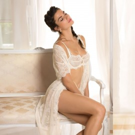 Short Housecoat, Exception Charme, Lise Charmel ALG2602
