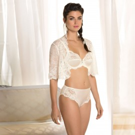 Bolero Manches Courtes, Exception Charme, Lise Charmel ALG2402