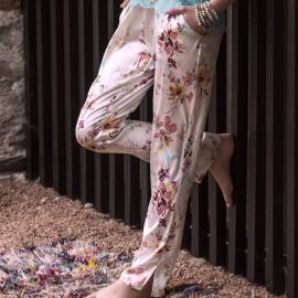 Pantalon Soie, Elfique, Marjolaine 4ELF5801
