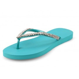 Chaussures Sandales, Classic, Uzurii CLASSIC-TURQ
