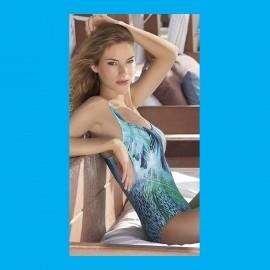 Maillot De Bain 1 Pièce, Laguna Animal, Sunflair 2247718