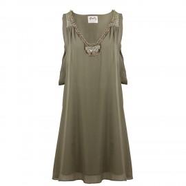 Robe Sans Manches 100%Soie, Icone, Maryan Mehlhorn 3129637-107