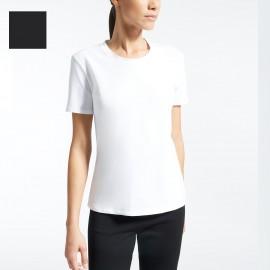 Tee-Shirt en Jersey Coton, Mogano, Max Mara MOGANO-002