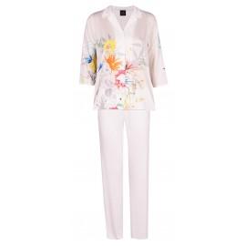 Pyjama Pantalon Court, Mutine, Le Chat MUTINE406