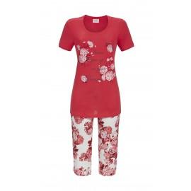 Pyjama Manches Courtes Pantalon Corsaire, Ringella 8261237/342