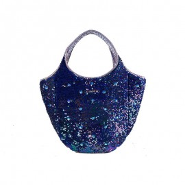 Sac Shoulder Padded Small, Uzurii, SHDBASMALPAD-BLUE