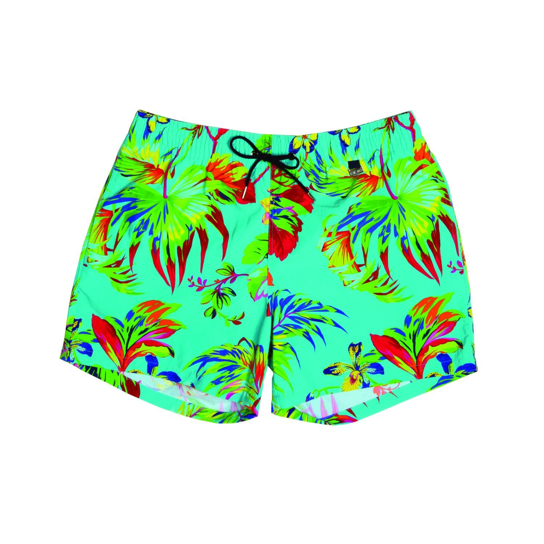 maillot de bain boxer de plage beach paradisiaque hom. Black Bedroom Furniture Sets. Home Design Ideas