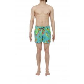 Maillot de Bain, Boxer de Plage Beach, Paradisiaque, Hom 400844-00PF