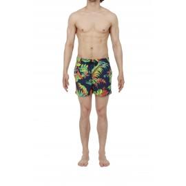 Maillot de Bain, Boxer de Plage Beach, Paradisiaque, Hom 400844-00RA