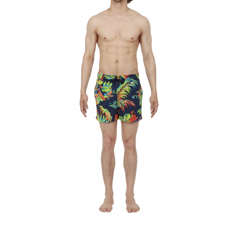 maillot de bain boxer de plage beach paradisiaque hom 400844 00ra caroline lingerie. Black Bedroom Furniture Sets. Home Design Ideas