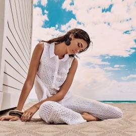Pantalon Beachwear, David DB8002-001