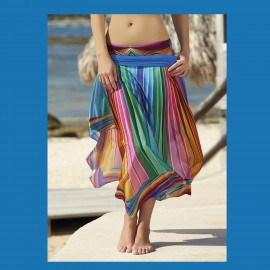 Robe Jupe Multi-Position, Color Bang, Sunflair 2321418